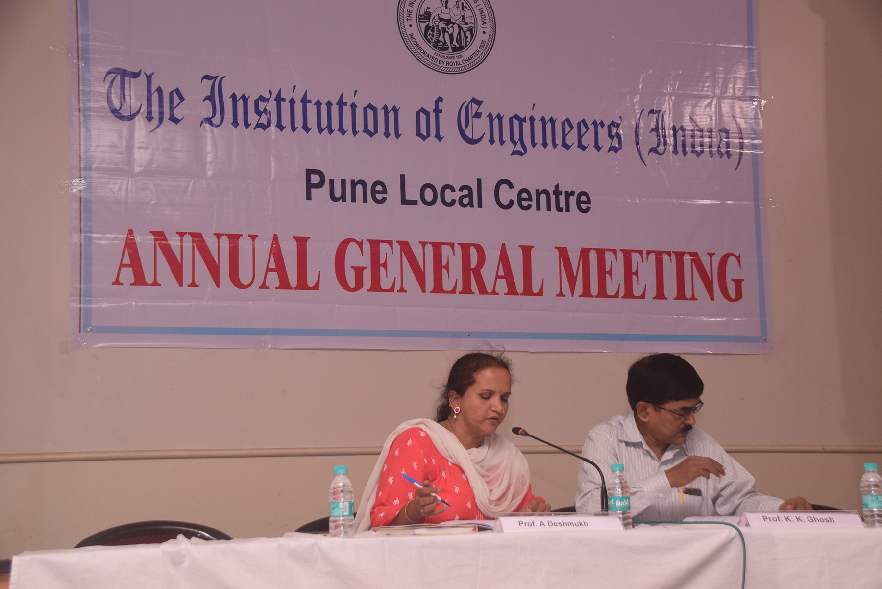 Annual General Meeting held on 15<sup>th</sup> October 2019